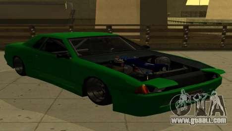 Elegy 280sx v2.0 for GTA San Andreas
