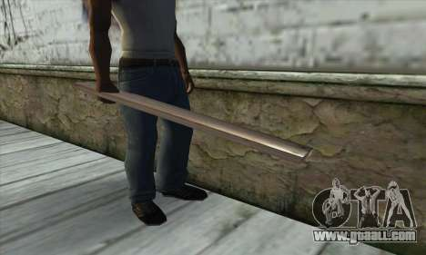Wooden boards for GTA San Andreas third screenshot