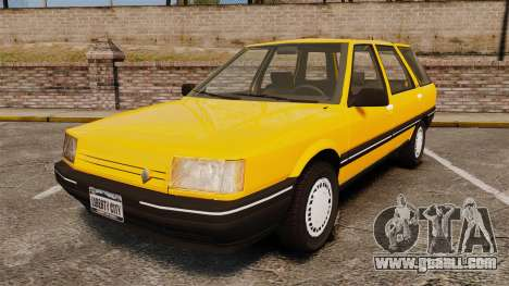 Renault 21 Nevada GTD for GTA 4