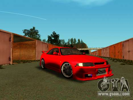 Nissan Skyline R33 GT-R V-Spec for GTA San Andreas
