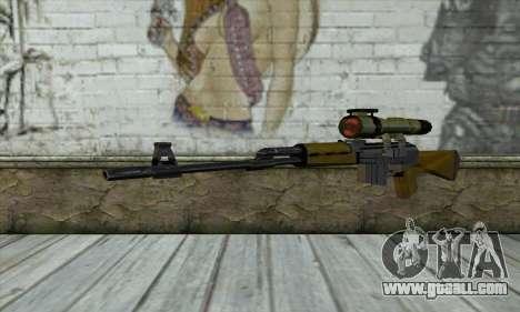 M76 for GTA San Andreas