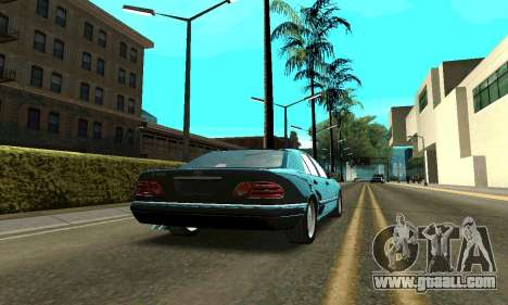 ENBseries for weak PC for GTA San Andreas third screenshot