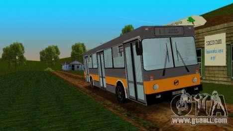 LIAZ-5256 for GTA Vice City