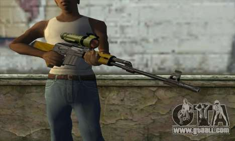 M76 for GTA San Andreas third screenshot