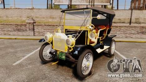 Ford Model T 1910 for GTA 4