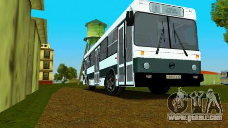 LIAZ-5256 for GTA Vice City engine