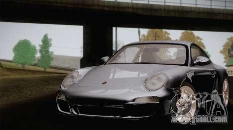 Porsche 911 Carrera for GTA San Andreas wheels