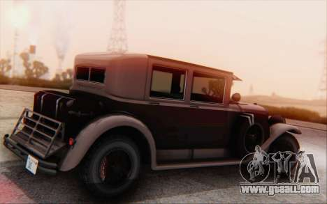 Albany Roosevelt from GTA V for GTA San Andreas
