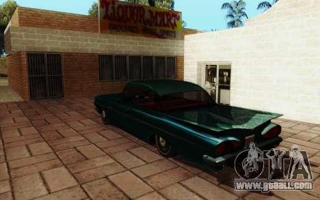 ENB HD CUDA 2014 v2.0 for GTA San Andreas seventh screenshot