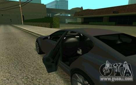 GTA V Fugitive for GTA San Andreas right view
