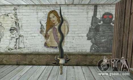 Soul Reaver Sword for GTA San Andreas