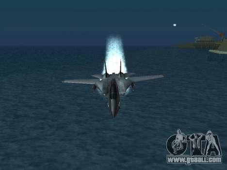 F-14 Tomcat HQ for GTA San Andreas wheels
