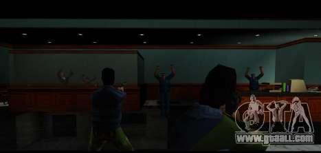 Reskin Robbers for GTA Vice City fifth screenshot