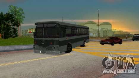 LIAZ 677 for GTA Vice City left view