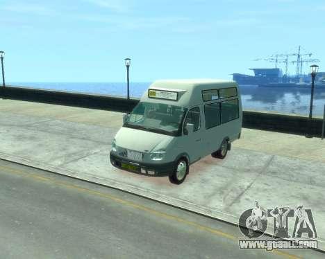 GAZelle SST Ruth-16 for GTA 4