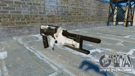 Submachine gun Filine v2.0 for GTA 4