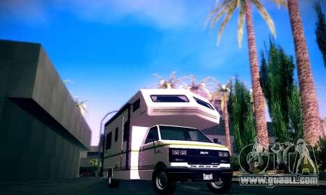 GTA V Camper for GTA San Andreas