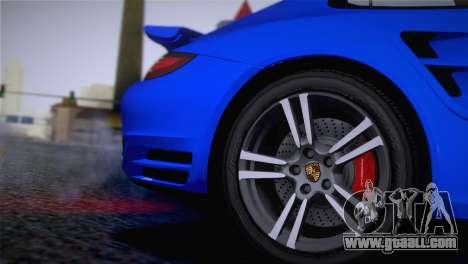 Porsche 911 Turbo Bi-Color for GTA San Andreas right view