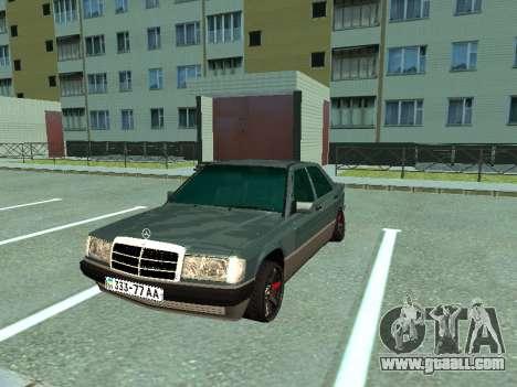 Mercedes-Benz E500 for GTA San Andreas