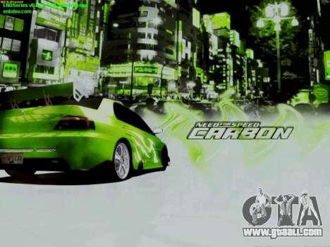 Loading Screens NFS for GTA San Andreas third screenshot