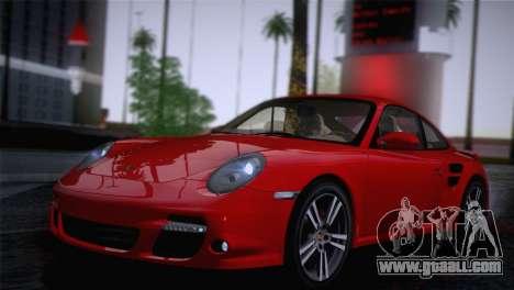 Porsche 911 Turbo Bi-Color for GTA San Andreas