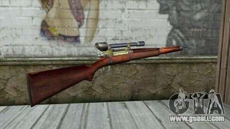 Springfield Sniper for GTA San Andreas second screenshot