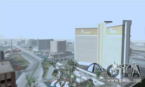 ENB CUDA 2014 for Low PC for GTA San Andreas fifth screenshot