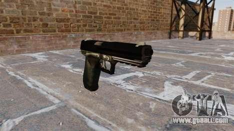 Bauer 1980 SOCOM Pistol for GTA 4