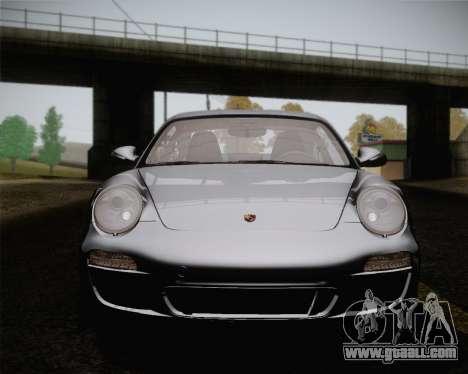Porsche 911 Carrera for GTA San Andreas upper view