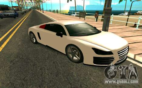 GTA V Obey 9F Version 2 FIXED for GTA San Andreas