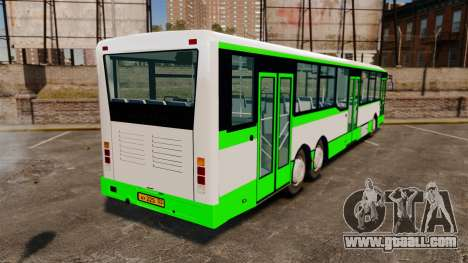 Volzhanin-6270.10 for GTA 4 back left view