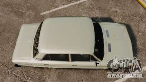 VAZ-2106 Lada for GTA 4 right view
