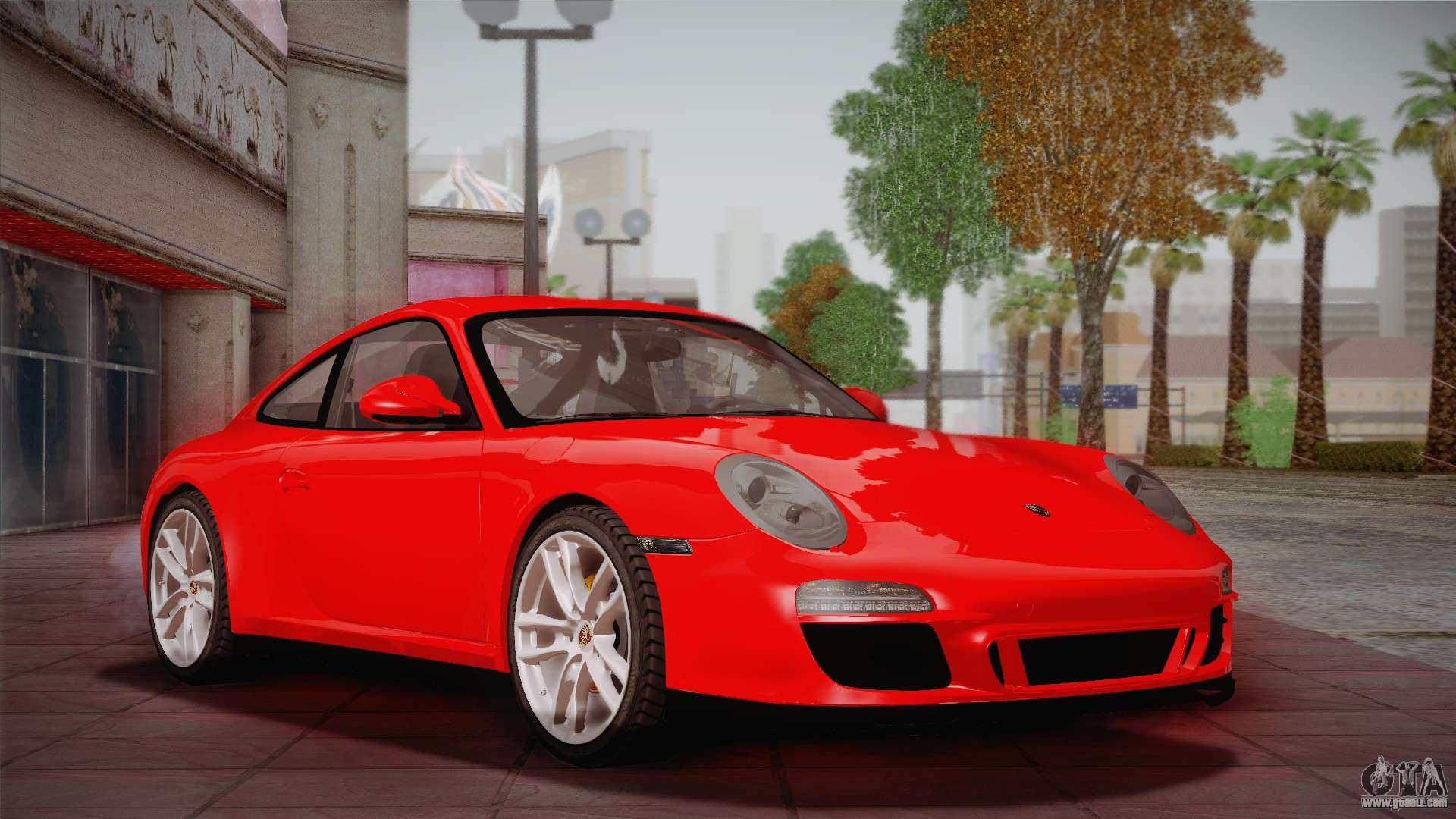 porsche 911 carrera for gta san andreas. Black Bedroom Furniture Sets. Home Design Ideas