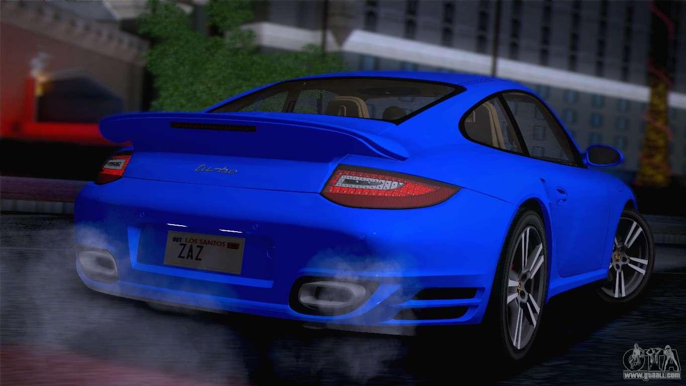 6 Passenger Vehicles >> Porsche 911 Turbo Bi-Color for GTA San Andreas