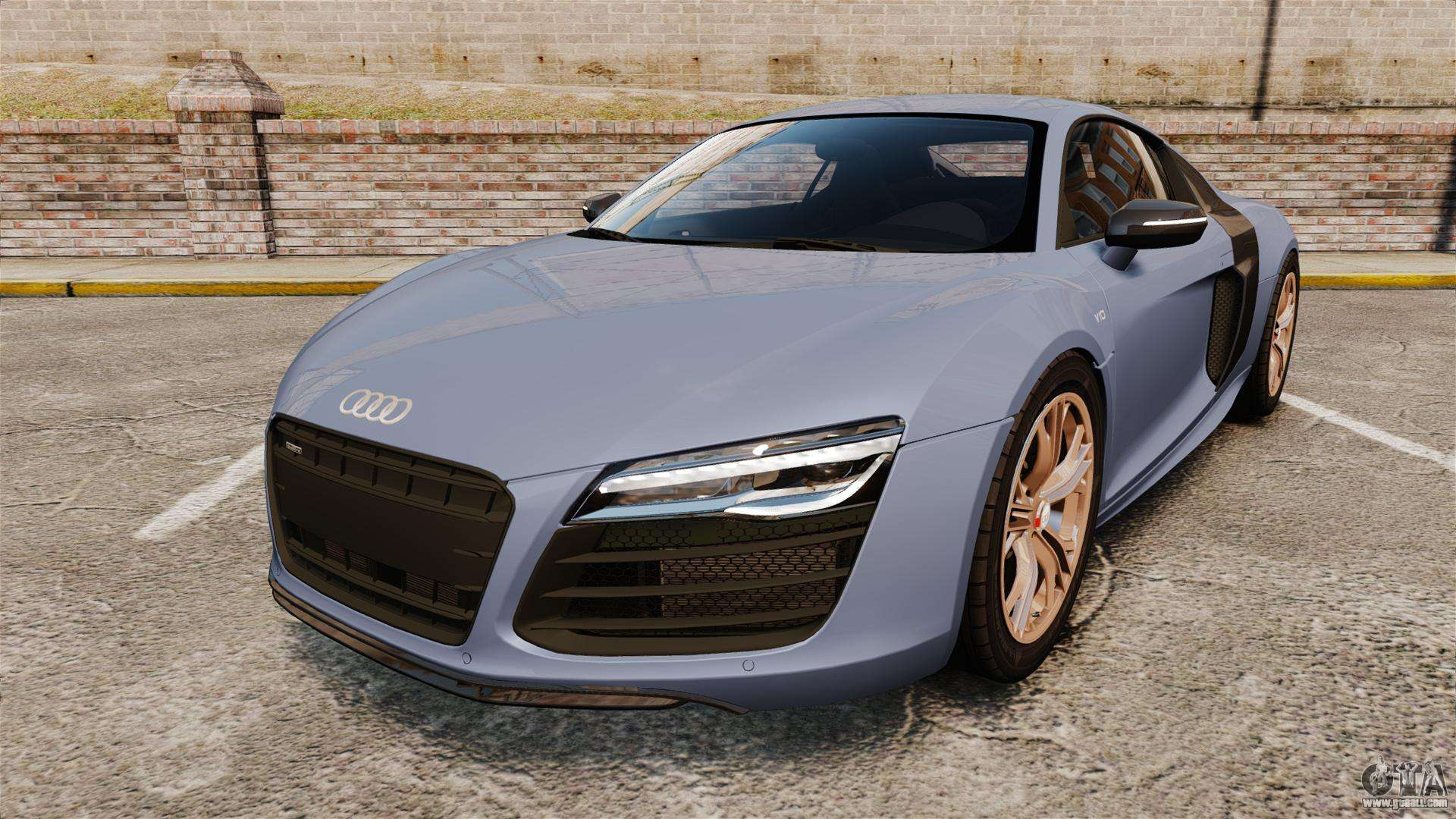 Gtaiv on 2014 Audi R8 V1 0 Plus