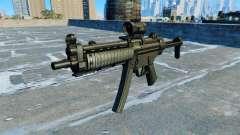 Submachine gun MP5 RIS Nom900a