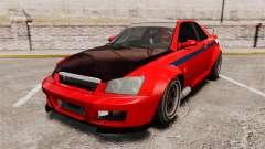 Sultan R-S for GTA 4