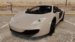 McLaren MP4-12C 2012 [EPM] for GTA 4