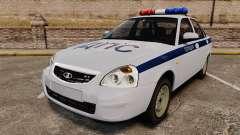 VAZ-2170 Police for GTA 4
