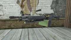 M16 из Postal 3 for GTA San Andreas