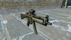 Submachine gun MP5 RIS Nom900a