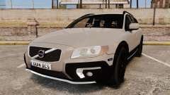 Volvo XC70 2014 Unmarked Police [ELS]