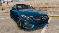 Mercedes-Benz C-Class (W205) AMG 2014