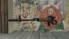 Dragunov Sniper Rifle for GTA San Andreas