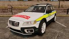 Volvo XC70 Emergency Response Unit [ELS]