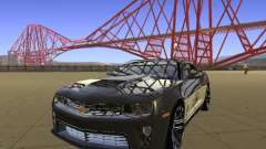 Chevrolet Camaro ZL1 купе for GTA San Andreas