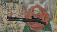 Shotgun Model 12 for GTA San Andreas