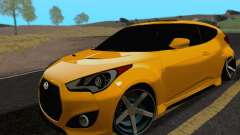 Hyundai Veloster for GTA San Andreas