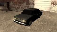 Vaz 2107 v1.2 Final for GTA San Andreas