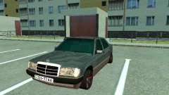 Mercedes-Benz E500 for GTA San Andreas